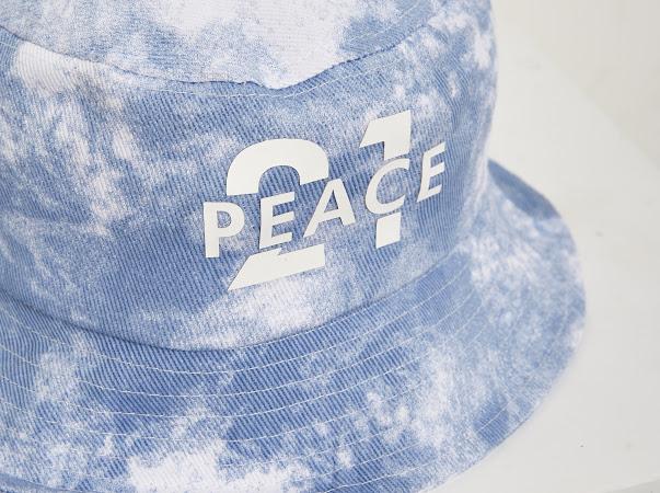THE 21-PEACE Logo Fedora21-PEACE Logo Fedora