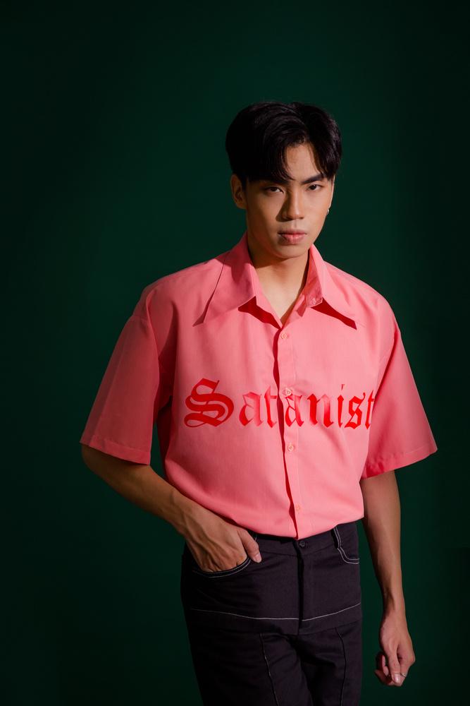 Pink Satan Shirt
