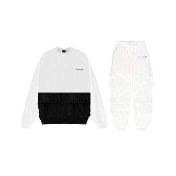 W&B SWEATER SET