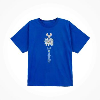 NEW YEAR BLUE MICE TEE
