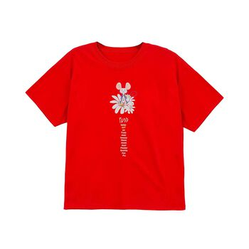 NEW YEAR RED MICE TEE