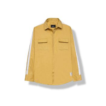 TOTO-MEN SHIRT-YELLOW